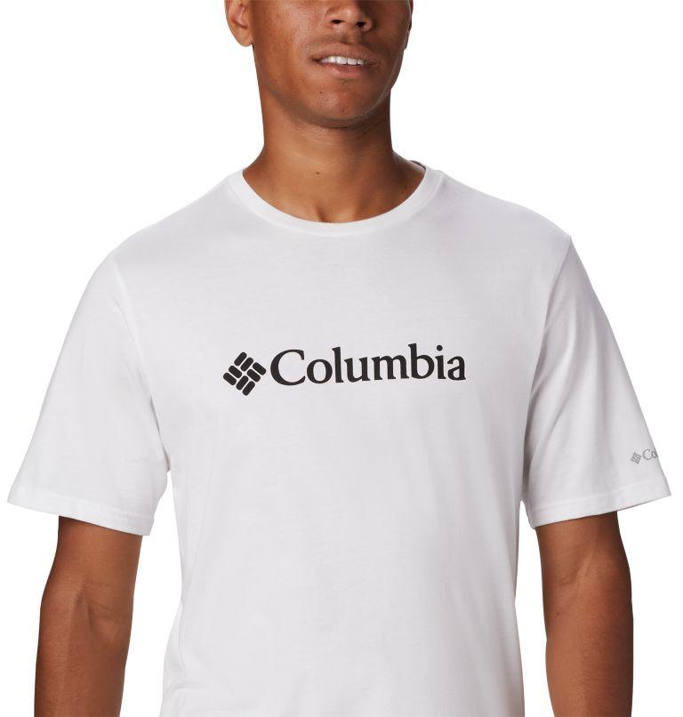 CSC Basic Logo™ Short Sleeve | 100 | M Men's CSC Basic Logo™ Short Sleeve, White, a3