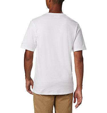 Men's CSC Basic Logo™ Short Sleeve CSC Basic Logo™ Short Sleeve | 103 | XL, White, back