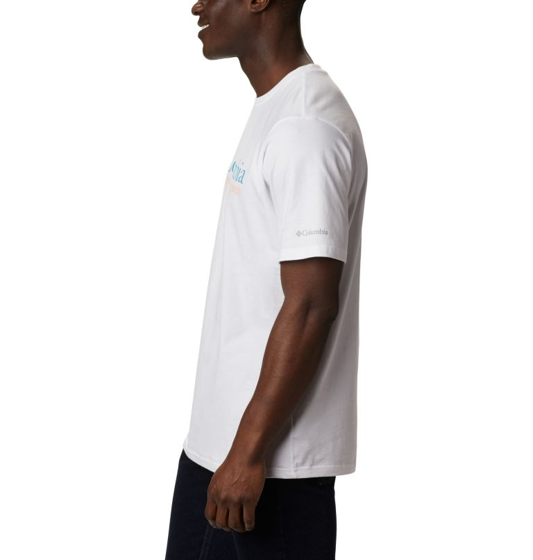 CSC Basic Logo™ Short Sleeve   101   S Men's CSC Basic Logo™ Short Sleeve, White Icon, a1
