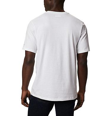 Men's CSC Basic Logo™ Short Sleeve CSC Basic Logo™ Short Sleeve | 103 | XL, White Icon, back