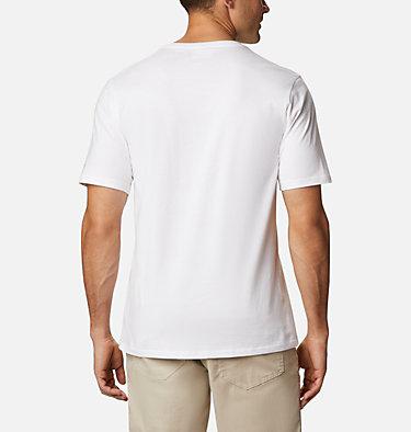 Men's CSC Basic Logo™ Short Sleeve CSC Basic Logo™ Short Sleeve | 103 | XL, White, CSC Brand Retro, back