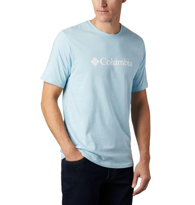 CSC Basic Logo™ Short Sleeve | 427 | XL Men's CSC Basic Logo™ Short Sleeve, Sky Blue, a3