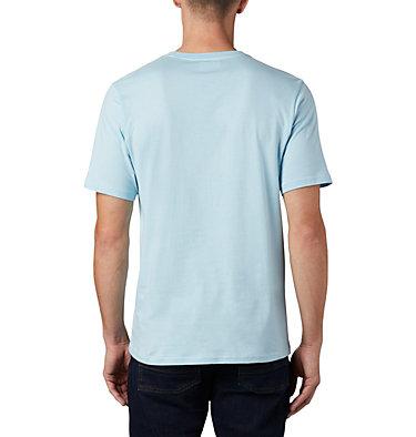 Men's CSC Basic Logo™ Short Sleeve CSC Basic Logo™ Short Sleeve | 010 | XXL, Sky Blue, back