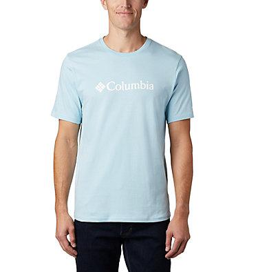 Men's CSC Basic Logo™ Short Sleeve CSC Basic Logo™ Short Sleeve | 010 | XXL, Sky Blue, front