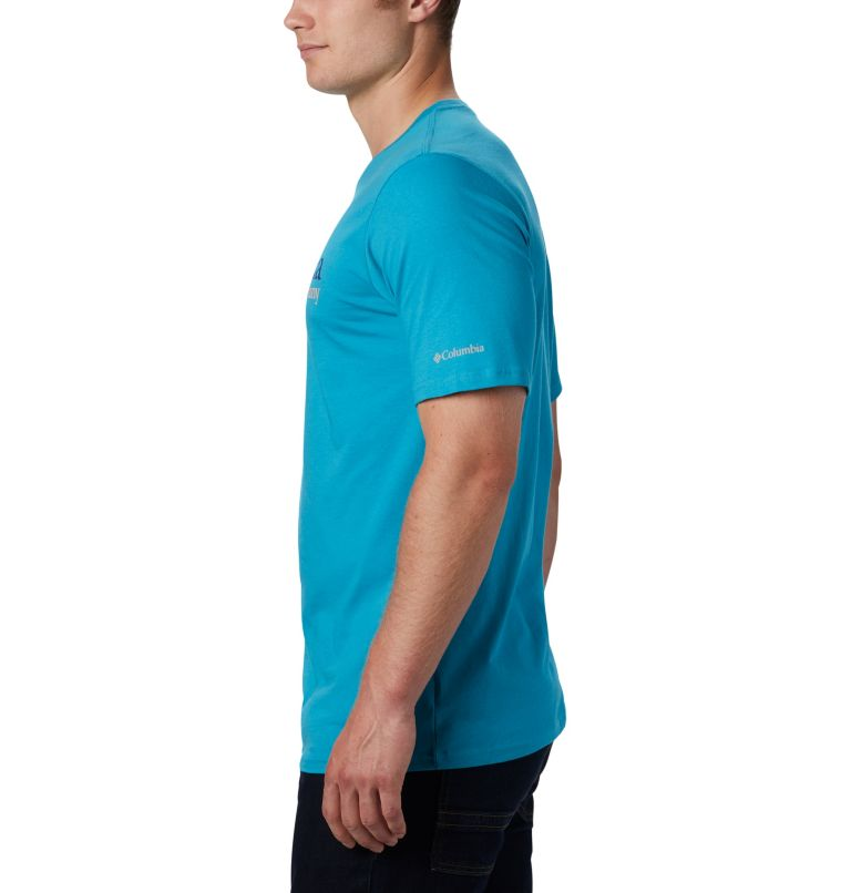 CSC Basic Logo™ Short Sleeve | 451 | L Men's CSC Basic Logo™ Short Sleeve, Clear Water Icon, a2
