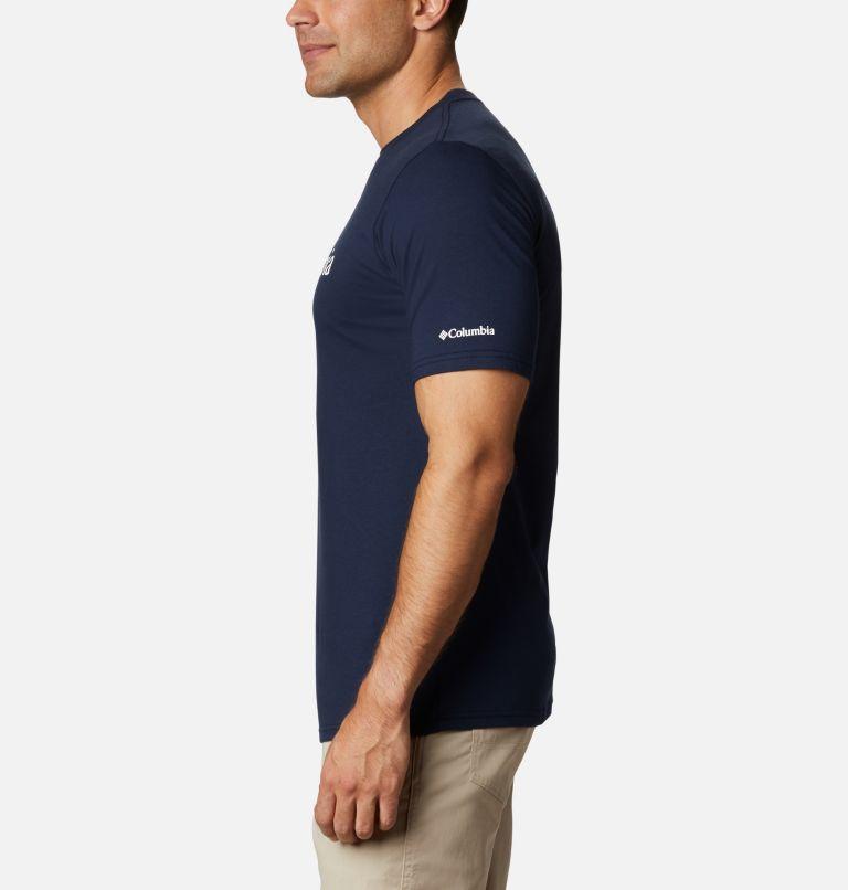 CSC Basic Logo™ Short Sleeve | 467 | M Men's CSC Basic Logo™ Short Sleeve, Collegiate Navy, White, a1