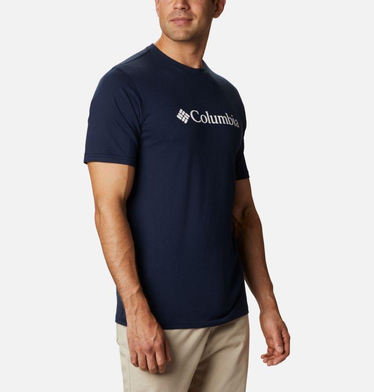 CSC Basic Logo™ Short Sleeve   467   S Men's CSC Basic Logo™ Short Sleeve, Collegiate Navy, White, a3