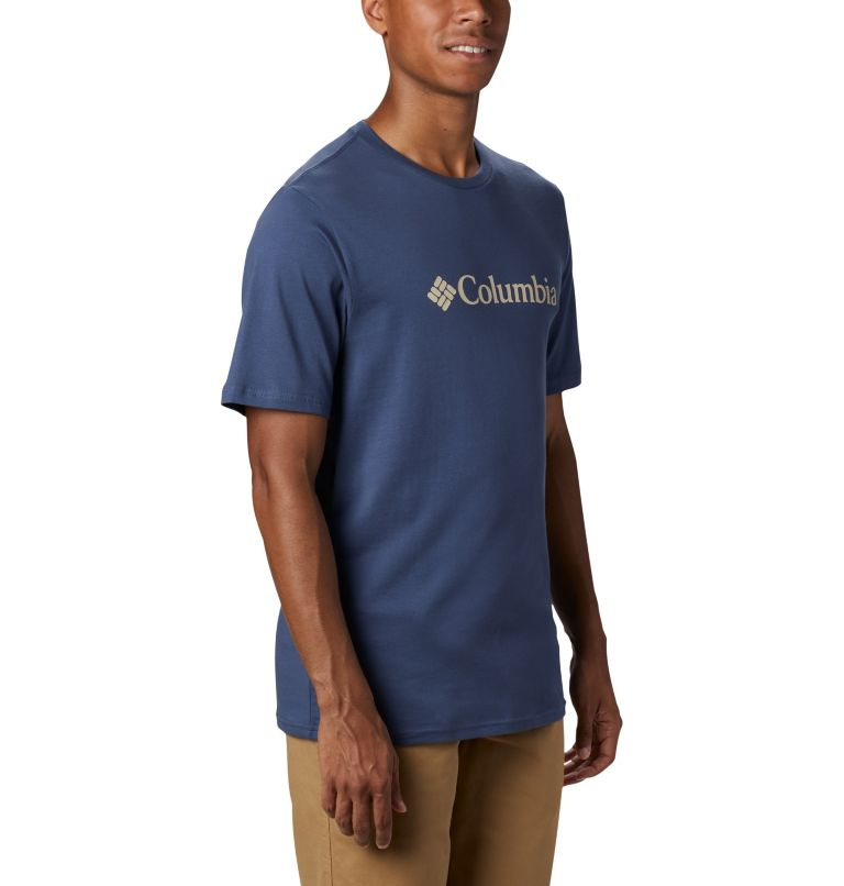CSC Basic Logo™ Short Sleeve | 479 | M Men's CSC Basic Logo™ Short Sleeve, Dark Mountain, a2