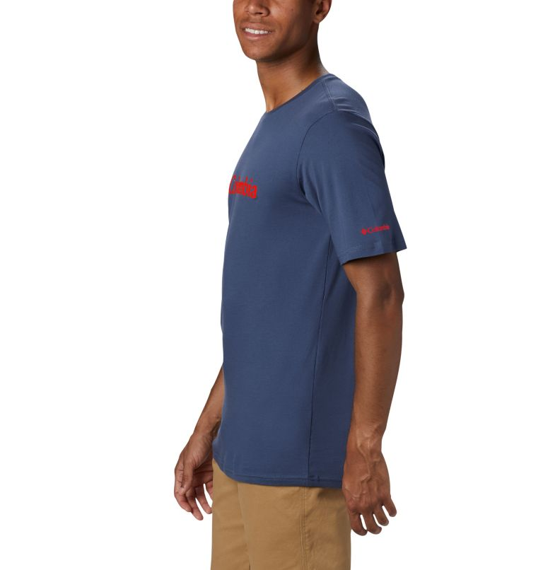 CSC Basic Logo™ Short Sleeve | 479 | M Men's CSC Basic Logo™ Short Sleeve, Dark Mountain, a5