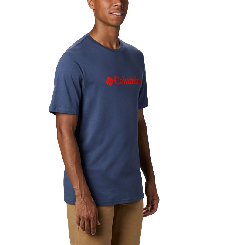 CSC Basic Logo™ Short Sleeve | 479 | S Men's CSC Basic Logo™ Short Sleeve, Dark Mountain, a6