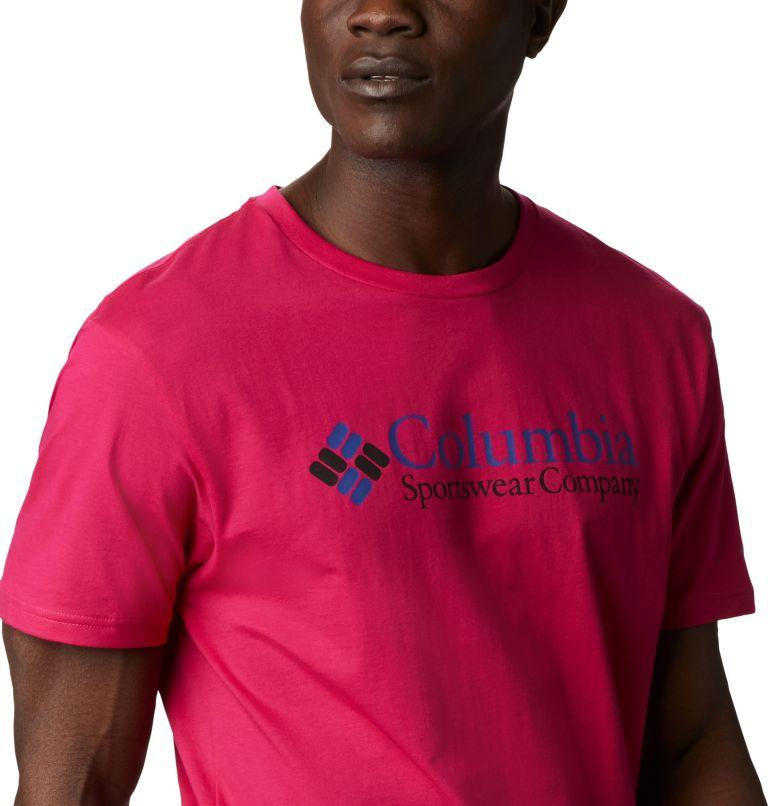 CSC Basic Logo™ Short Sleeve | 612 | XL Men's CSC Basic Logo™ Short Sleeve, Cactus Pink Icon, a3