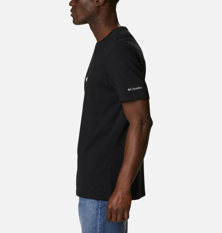 CSC Basic Logo™ Short Sleeve | 017 | S Men's CSC Basic Logo™ Tee, Black CSC Retro, a1
