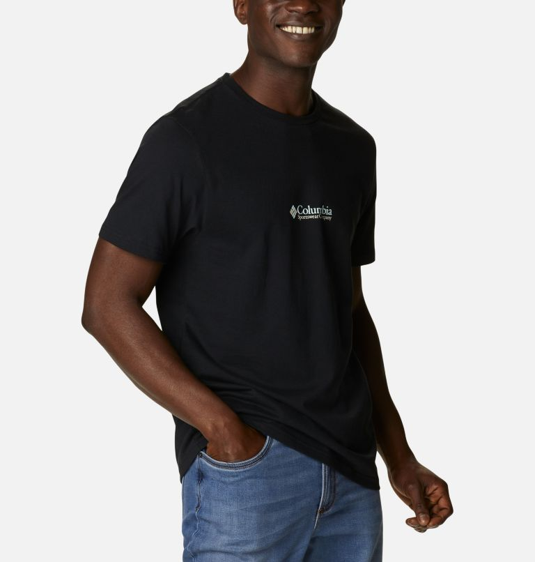 CSC Basic Logo™ Short Sleeve | 017 | S Men's CSC Basic Logo™ Tee, Black CSC Retro, a3