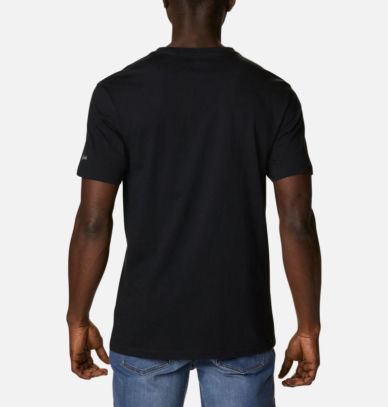 CSC Basic Logo™ Short Sleeve | 017 | S Men's CSC Basic Logo™ Tee, Black CSC Retro, back