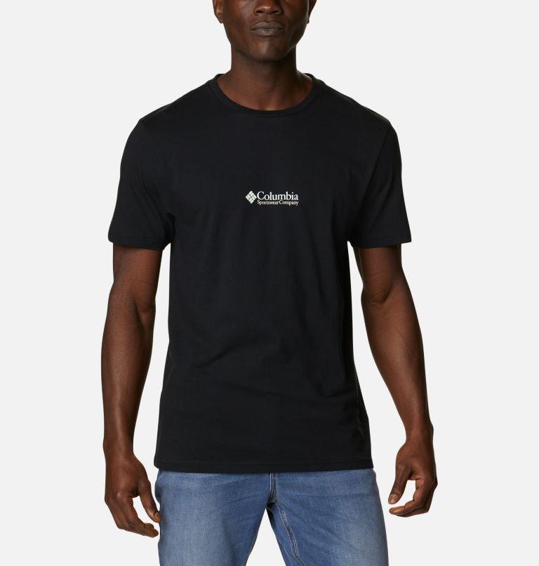 CSC Basic Logo™ Short Sleeve | 017 | S Men's CSC Basic Logo™ Tee, Black CSC Retro, front