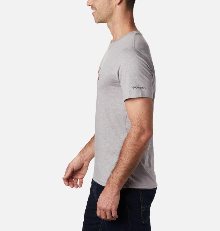 CSC Basic Logo™ Short Sleeve | 039 | XS Men's CSC Basic Logo™ Tee, Columbia Grey Heather, a1