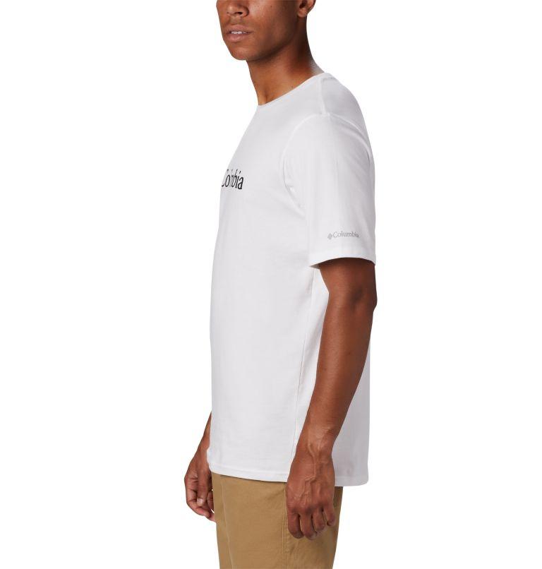 CSC Basic Logo™ Short Sleeve | 100 | XL Men's CSC Basic Logo™ Tee, White, a1