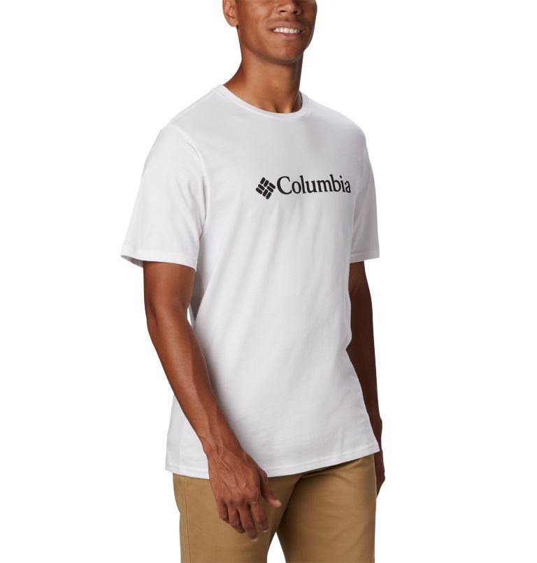 CSC Basic Logo™ Short Sleeve | 100 | M Men's CSC Basic Logo™ Tee, White, a2