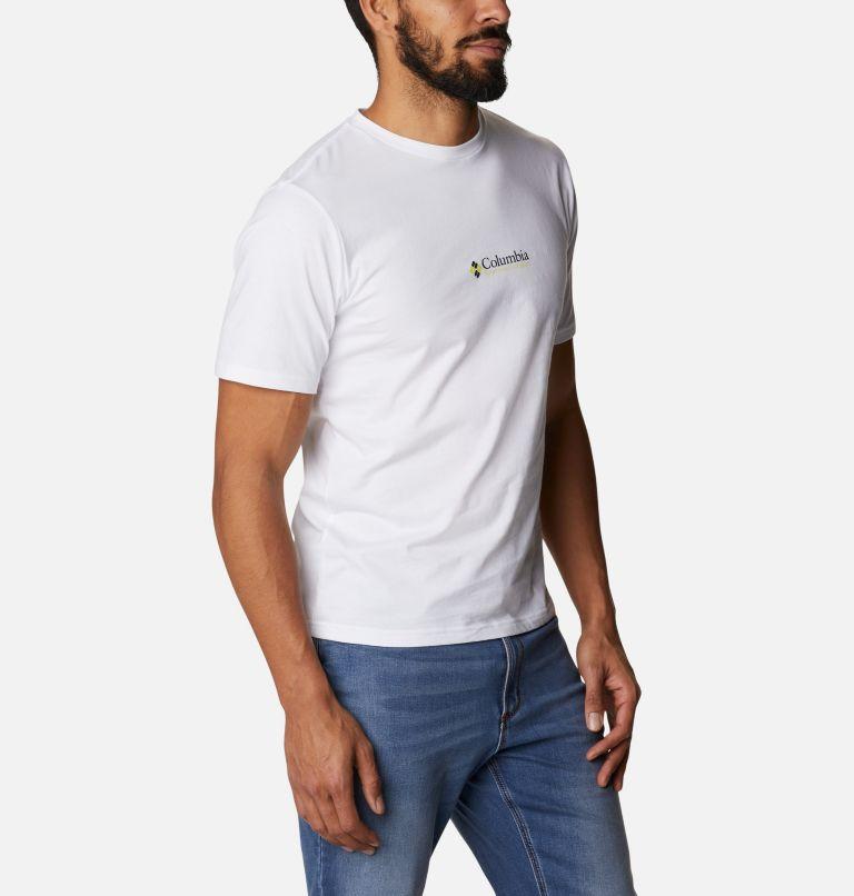 CSC Basic Logo™ Short Sleeve | 104 | XXL Men's CSC Basic Logo™ Tee, White CSC Retro, a3
