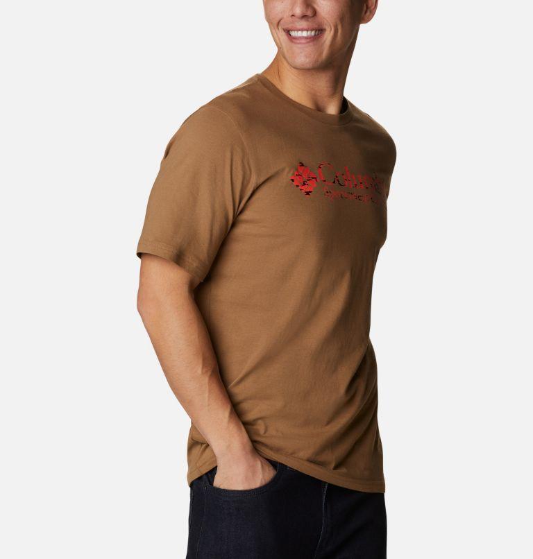 CSC Basic Logo™ Short Sleeve | 257 | S Men's CSC Basic Logo™ Tee, Delta,  CSC Brand Retro Printfill, a3