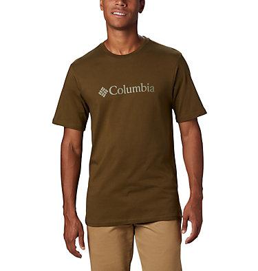 Men's CSC Basic Logo™ Tee CSC Basic Logo™ Short Sleeve | 015 | S, New Olive, front
