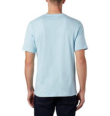 Men's CSC Basic Logo™ Tee CSC Basic Logo™ Short Sleeve | 015 | S, Sky Blue, back