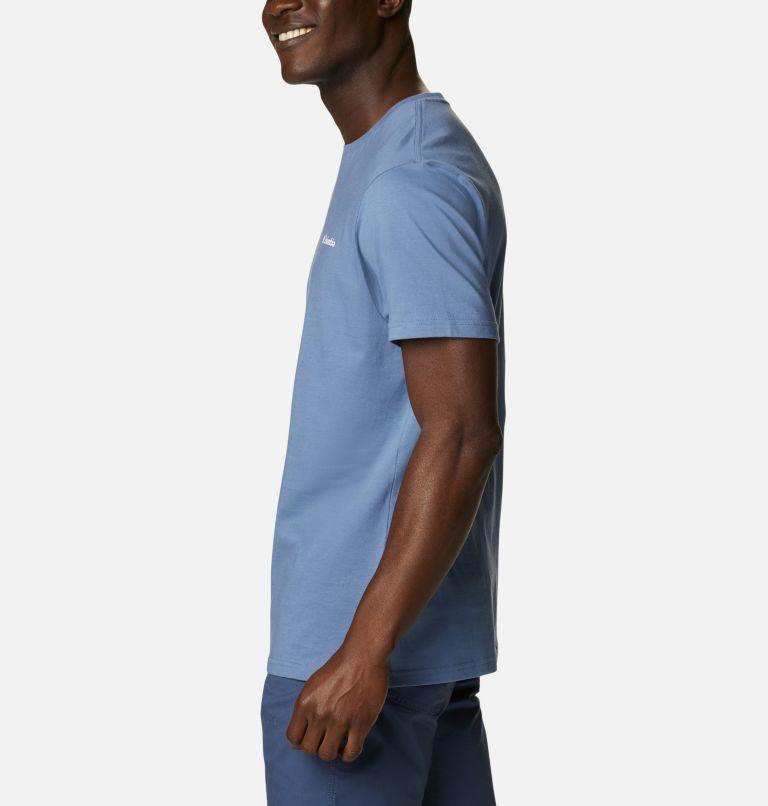 CSC Basic Logo™ Short Sleeve | 449 | XXL Men's CSC Basic Logo™ Tee, Bluestone Vertical, a1