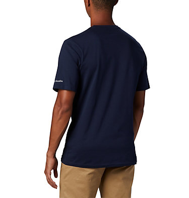 Men's CSC Basic Logo™ Tee CSC Basic Logo™ Short Sleeve | 010 | S, Collegiate Navy, back