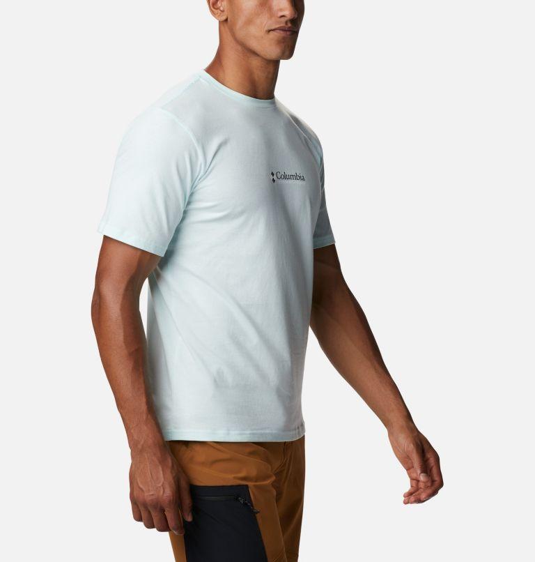 CSC Basic Logo™ Short Sleeve   482   XXL Men's CSC Basic Logo™ Tee, Skylit Retro, a3
