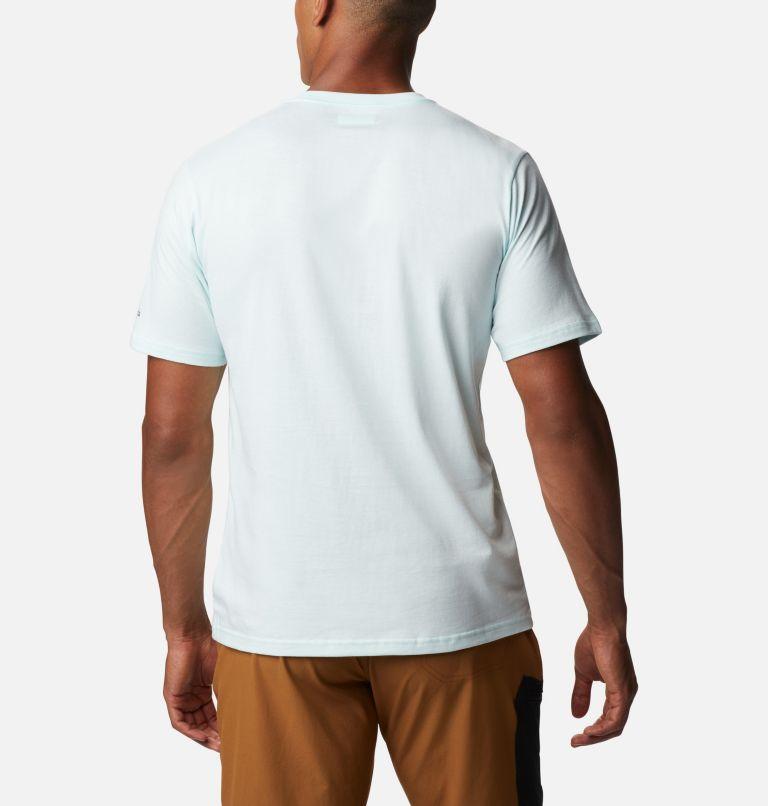 CSC Basic Logo™ Short Sleeve   482   XXL Men's CSC Basic Logo™ Tee, Skylit Retro, back