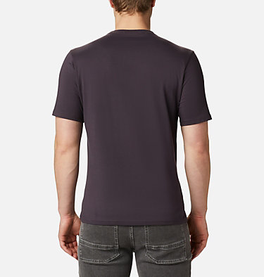Maglia CSC Basic Logo™ da uomo CSC Basic Logo™ Short Sleeve | 015 | S, Dark Purple, back