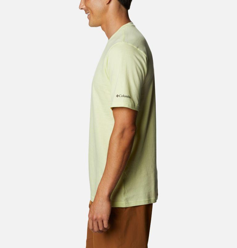 CSC Basic Logo™ Short Sleeve | 783 | L Men's CSC Basic Logo™ Tee, Spring Yellow CSC Retro, a1