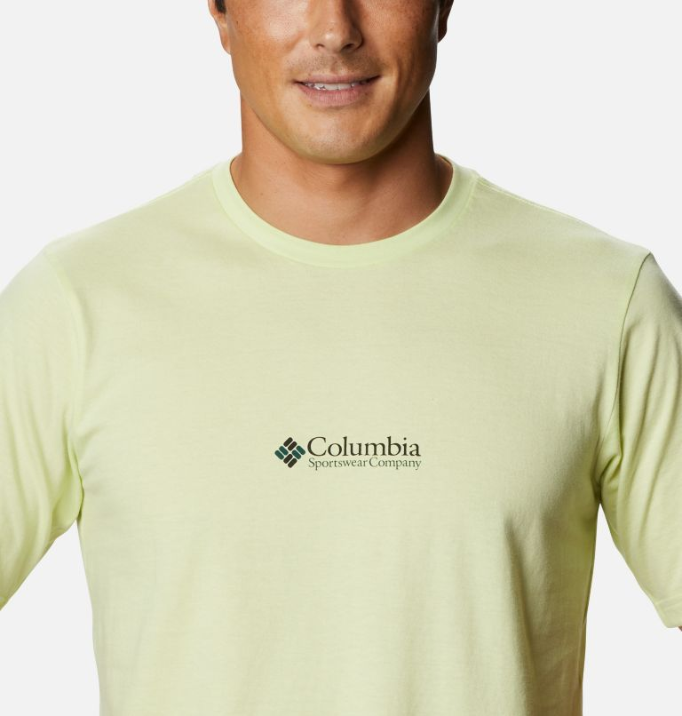 CSC Basic Logo™ Short Sleeve | 783 | L Men's CSC Basic Logo™ Tee, Spring Yellow CSC Retro, a2