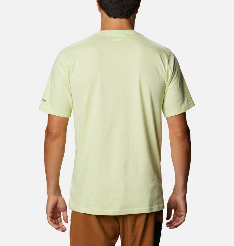 CSC Basic Logo™ Short Sleeve | 783 | L Men's CSC Basic Logo™ Tee, Spring Yellow CSC Retro, back