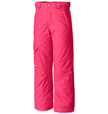 Youth Bugaboo™ Insulated Snow Pant , front