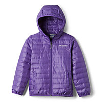 Columbia Kids Flash Forward Hooded Down Jacket (various colors)