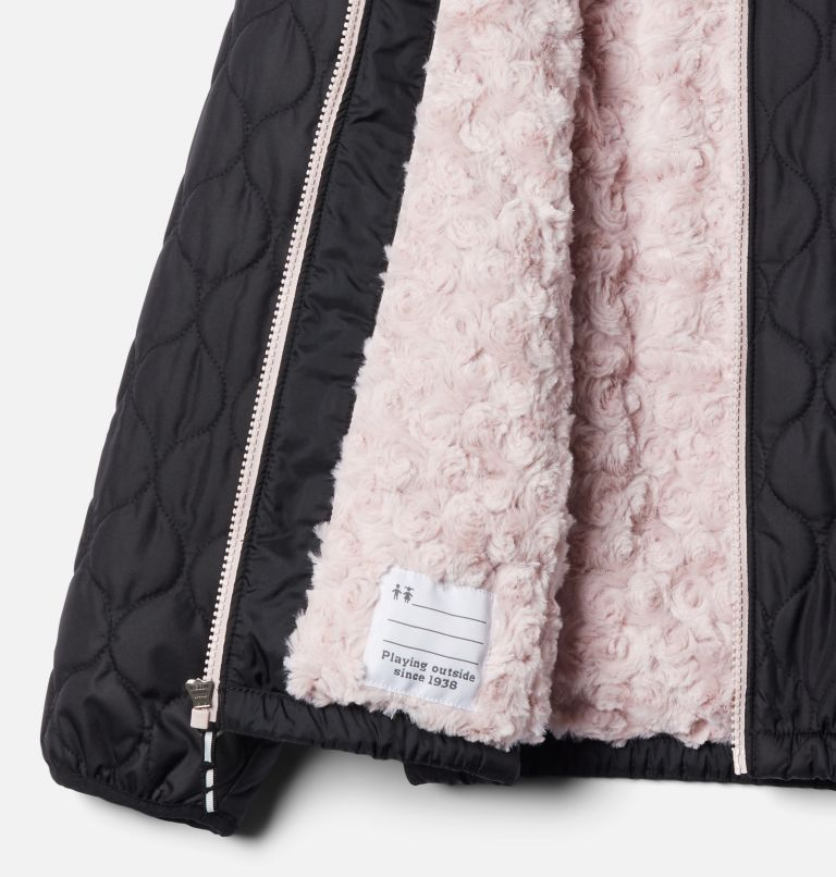 Bella Plush™ Jacket | 014 | M Girls' Bella Plush™ Jacket, Black, a1