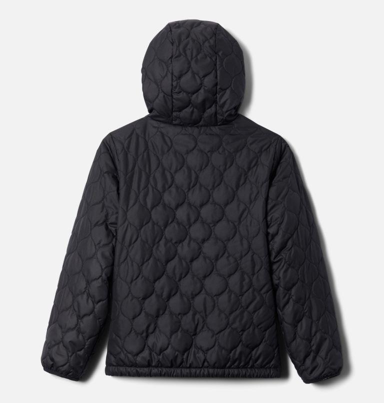 Bella Plush™ Jacket | 014 | M Girls' Bella Plush™ Jacket, Black, back