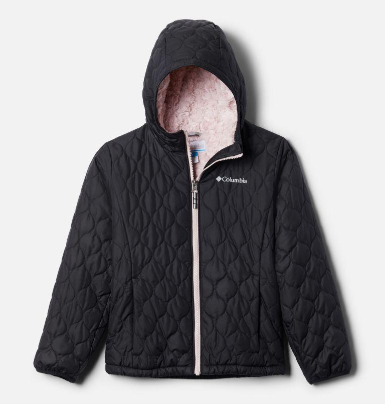 Bella Plush™ Jacket | 014 | XL Girls' Bella Plush™ Jacket, Black, front