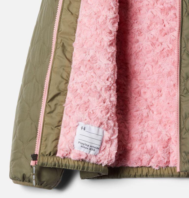 Bella Plush™ Jacket | 397 | XL Girls' Bella Plush™ Jacket, Stone Green, a1