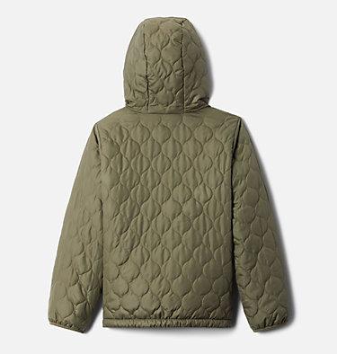 Girls' Bella Plush™ Jacket Bella Plush™ Jacket   673   S, Stone Green, back