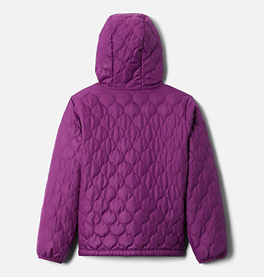 Girls' Bella Plush™ Jacket Bella Plush™ Jacket   673   S, Plum, back