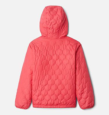 Girls' Bella Plush™ Jacket Bella Plush™ Jacket   673   S, Bright Geranium, back