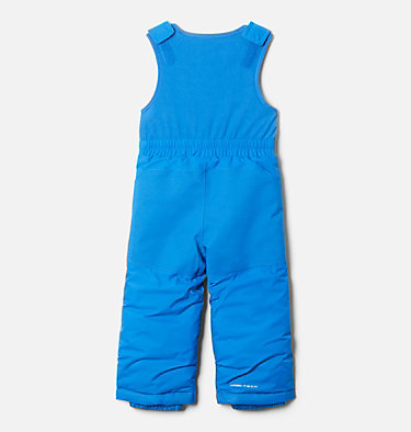 Toddler Buga™ Bib Snow Pants Buga™ Bib | 575 | 4T, Bright Indigo, back