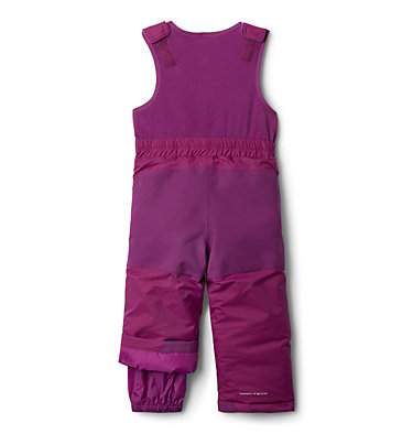Toddler Buga™ Bib Snow Pants Buga™ Bib | 575 | 4T, Plum, back