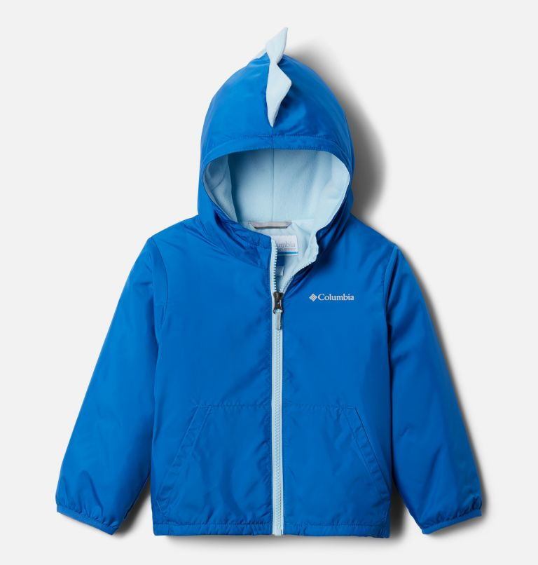 Kitterwibbit™ Jacket | 432 | 4T Toddler Kitterwibbit™ Hooded Fleece Lined Jacket, Bright Indigo, Sky Blue, a1