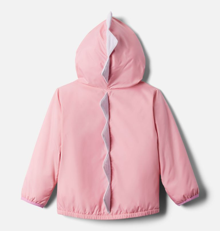 Kitterwibbit™ Jacket | 689 | 4T Toddler Kitterwibbit™ Hooded Fleece Lined Jacket, Pink Orchid, Pale Lilac, a1