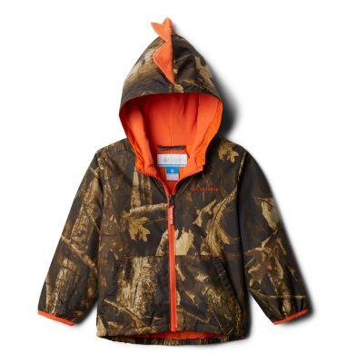 Toddler Kitterwibbit™ Hooded Fleece Lined Jacket | Columbia Sportswear