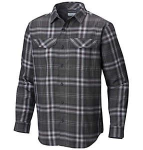 Men's Silver Ridge™ Flannel Long Sleeve Shirt – Big
