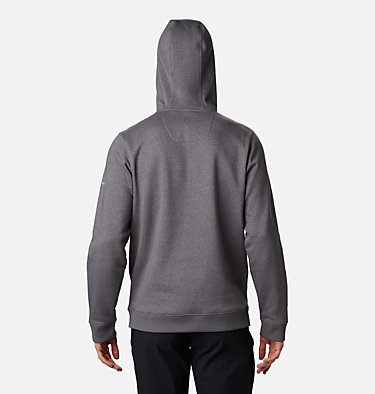 CSC Basic Logo™ II Hoodie für Herren CSC Basic Logo™ II Hoodie | 023 | S, City Grey Heather, Columbia Grey, back